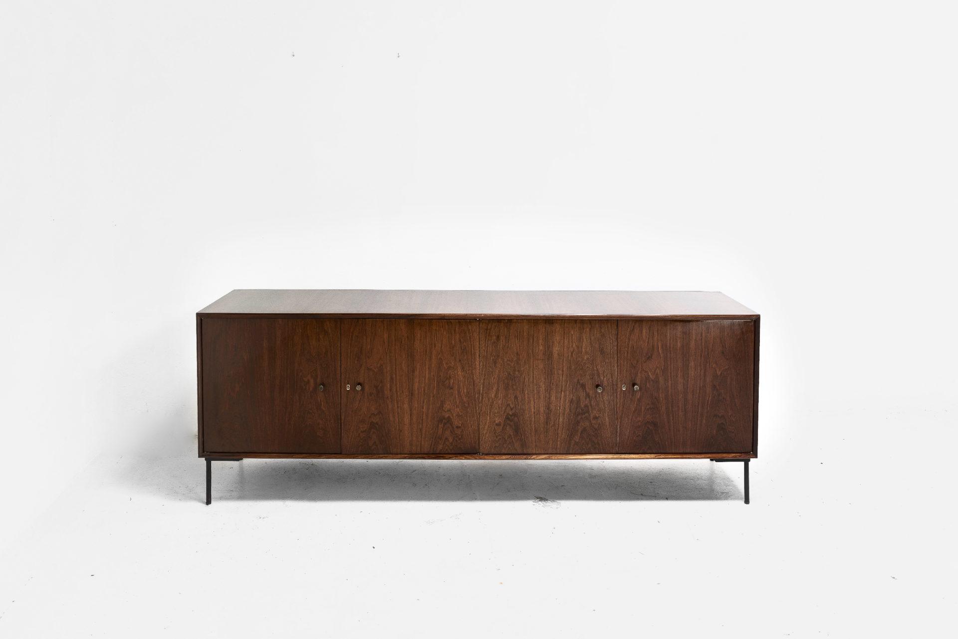 Buffet Manufactured by Unilabor Brasil, 1956 Jacaranda wood