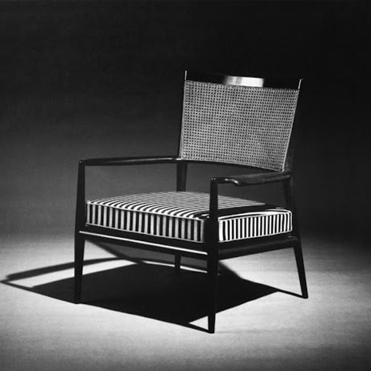 MF5 Lounge chair designed by Branco & Preto in 1953